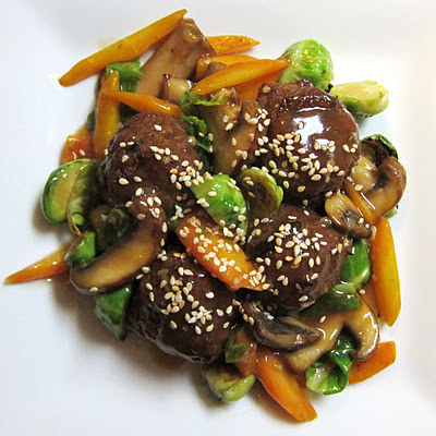Sweet & Sour Meat Balls